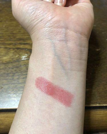 なめらか質感ひと塗りルージュ/オーブ クチュール/口紅を使ったクチコミ(3枚目)