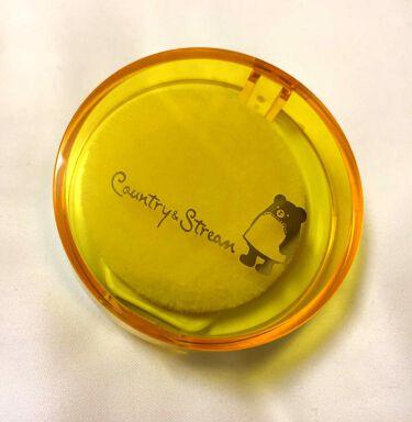 素肌キレイパウダー/カントリー&ストリーム/プレストパウダーを使ったクチコミ(1枚目)