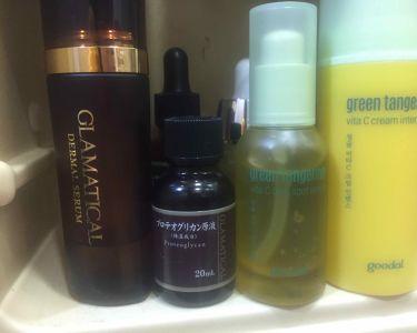高濃度美容液 プロテオグリカン原液/グラマティカル/美容液を使ったクチコミ(2枚目)