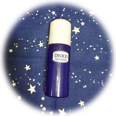 薬用デオドラントロールオン/DEOCO(デオコ)/デオドラント・制汗剤を使ったクチコミ(1枚目)