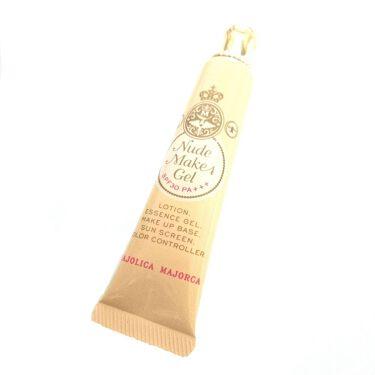 ヌードメークジェル/MAJOLICA MAJORCA/化粧下地を使ったクチコミ(1枚目)