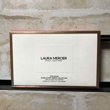 ハンドクリーム アンバーバニラ/laura mercier/ハンドクリーム・ケアを使ったクチコミ(2枚目)