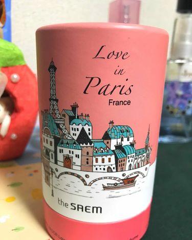 シティアルドール ラブインパリ フランス/the SAEM/香水(レディース)を使ったクチコミ(3枚目)