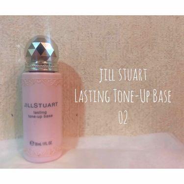 ラスティング トーンアップベース/JILL STUART/化粧下地を使ったクチコミ(1枚目)