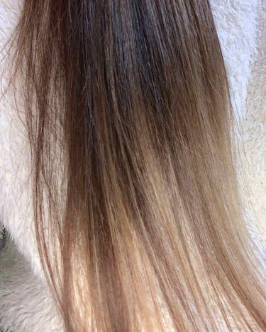 ナチュラルブリーチカラー シリーズ/ギャツビー/ヘアカラー・白髪染め・ブリーチを使ったクチコミ(1枚目)