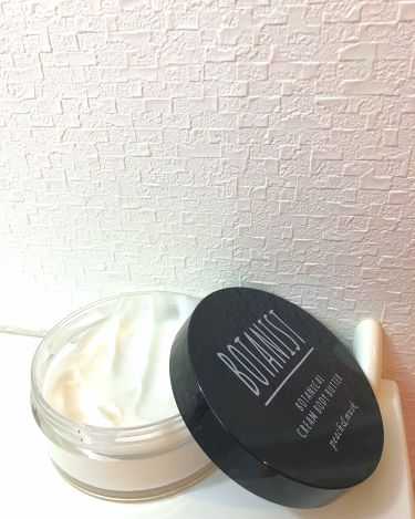 BOTANISTボタニカルクリームボディーバター/BOTANIST/ボディクリーム・オイルを使ったクチコミ(1枚目)