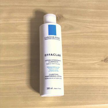 エファクラ ローション/LA ROCHE-POSAY/化粧水を使ったクチコミ(1枚目)