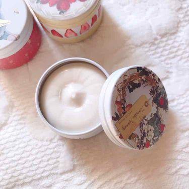 ワンダーハニー 濃蜜マルシェのクリームバーム/VECUA Honey/フェイスオイル・バームを使ったクチコミ(2枚目)