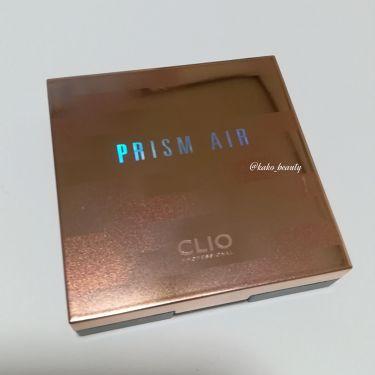 プリズムエアーブラッシャー/CLIO/パウダーチークを使ったクチコミ(2枚目)