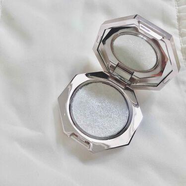 DIAMOND BOMB/FENTY BEAUTY BY RIHANNA/パウダーアイシャドウを使ったクチコミ(2枚目)