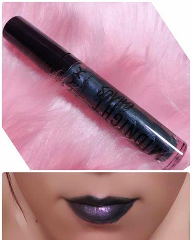 NYX Professional Makeup ミッドナイトカオスリップグロス