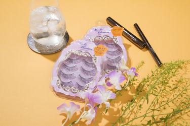 ミッシュブルーミン アイラッシュ/ミッシュブルーミン/つけまつげを使ったクチコミ(1枚目)