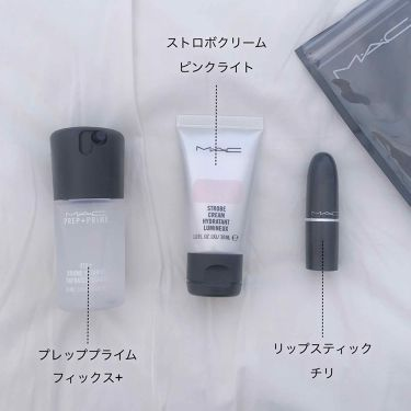 プレップ プライム フィックス+/M・A・C/化粧水を使ったクチコミ(2枚目)