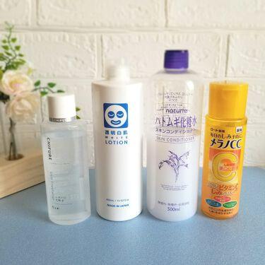 【画像付きクチコミ】\リピートしているプチプラ化粧水/自分の中でスキンケアがブーム。特に化粧水のみずみずしさが好きで、肌の調子や気分によって使い分けています。今回は、現在愛用している化粧水の中から「ドラッグストアで気軽に購入できるプチプラなもの」をご紹介...