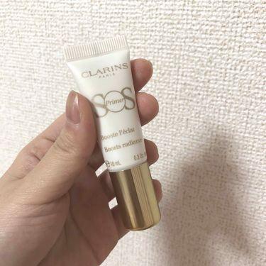 ラディアント コントロールカラー/CLARINS/化粧下地を使ったクチコミ(1枚目)