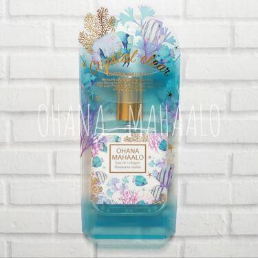 オハナ・マハロ オーデコロン <ハナウマ マラエ>/OHANA MAHAALO/香水(レディース)を使ったクチコミ(1枚目)