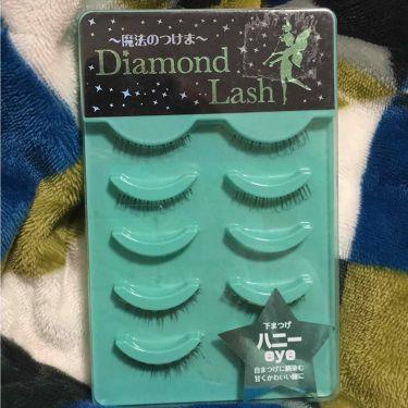 リトルウィンクシリーズ ハニーeye/Diamond Lash(デイコレクション)/つけまつげを使ったクチコミ(1枚目)