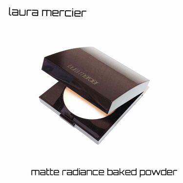 マットラディアンスベイクドパウダー ハイライト/laura mercier/プレストパウダーを使ったクチコミ(1枚目)