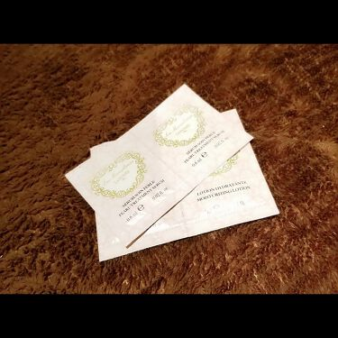 モイスチュアライジング ローション/レ・メルヴェイユーズ ラデュレ/化粧水を使ったクチコミ(1枚目)