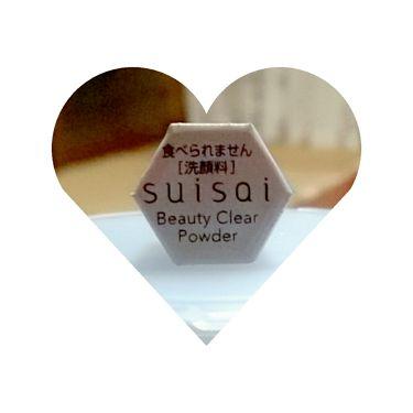 ビューティクリアパウダーa/suisai/洗顔パウダーを使ったクチコミ(2枚目)