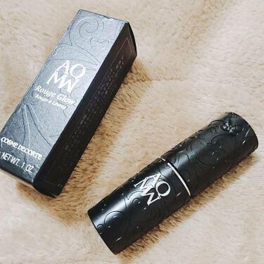 AQ MW ルージュ グロウ/COSME  DECORTE/口紅を使ったクチコミ(1枚目)