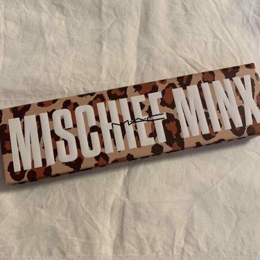 ミスチーフ ミンクス/M・A・C/パウダーアイシャドウを使ったクチコミ(3枚目)