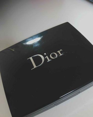 サンク クルール デザイナー/Dior/パウダーアイシャドウを使ったクチコミ(1枚目)