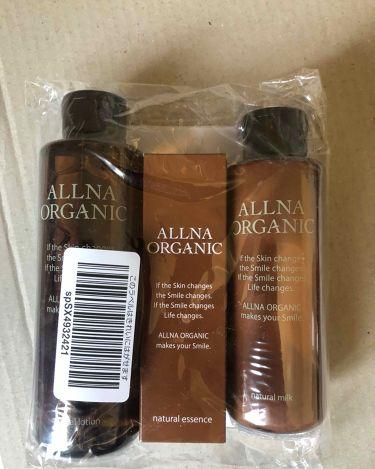ALLNA ORGANIC ALLNA ORGANIC 化粧水&美容液&乳液 スキンケア3点セット