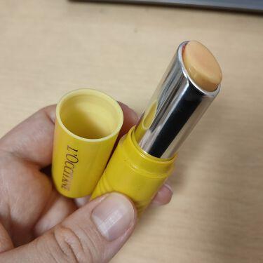 デリシャス&フルーティー リップパーフェクター/L'OCCITANE/リップケア・リップクリームを使ったクチコミ(2枚目)