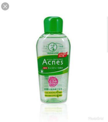 薬用モイスチャー化粧水/メンソレータム アクネス/化粧水を使ったクチコミ(2枚目)