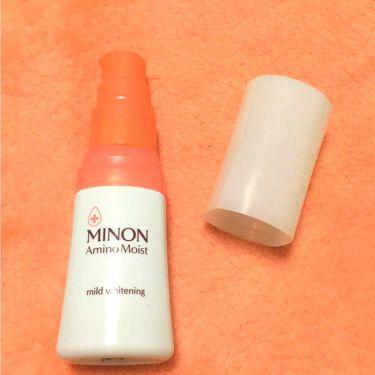 アミノモイスト 薬用マイルド ホワイトニング/ミノン/美容液を使ったクチコミ(1枚目)