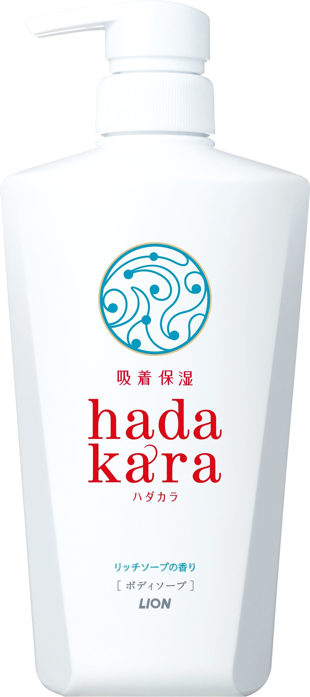 hadakara ボディソープ リッチソープの香り hadakara