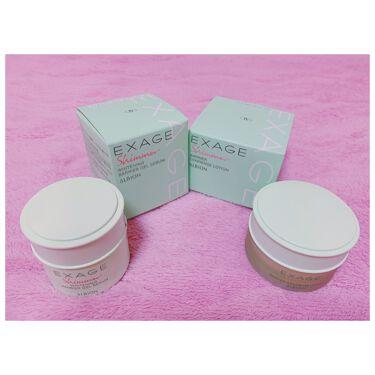 エクサージュシマー  ホワイトニング バリア ジェルセラム/ALBION/美容液を使ったクチコミ(1枚目)