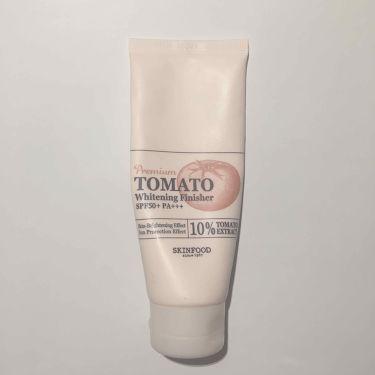 みそさんの「SKINFOOD(スキンフード)TOMATO whitening Finisher<化粧下地>」を含むクチコミ