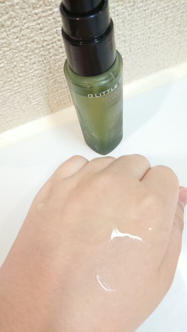 ブライトアップエッセンス/a LITTLE a LOT(ア リトル ア ロット)/美容液を使ったクチコミ(1枚目)