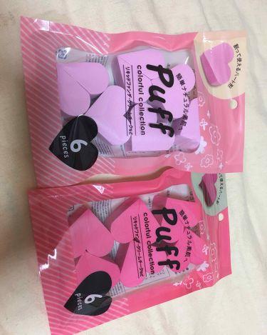 カラフルコレクション(ピンク)/その他/メイクブラシを使ったクチコミ(1枚目)