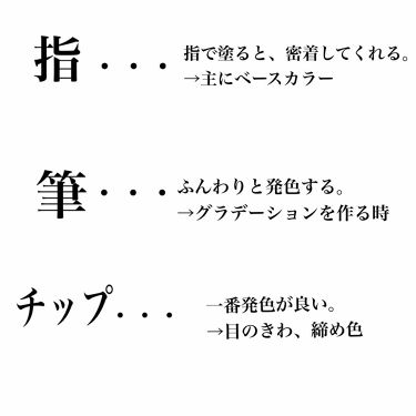 アイシャドウブラシセット/ロージーローザ/メイクブラシを使ったクチコミ(2枚目)
