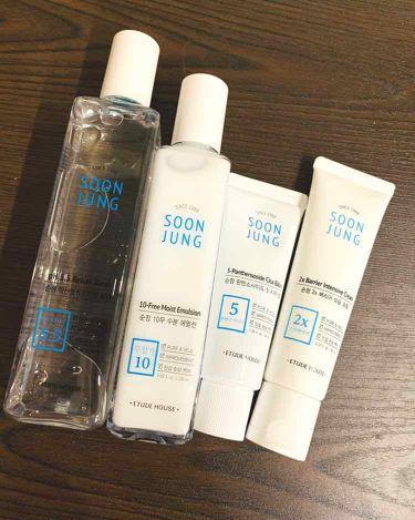 スンジョン トナー/ETUDE/化粧水を使ったクチコミ(1枚目)