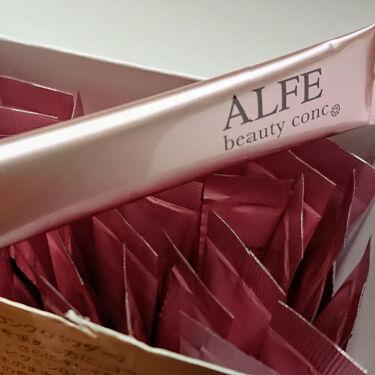アルフェ ビューティコンク(パウダー)/アルフェ/美肌サプリメントを使ったクチコミ(2枚目)