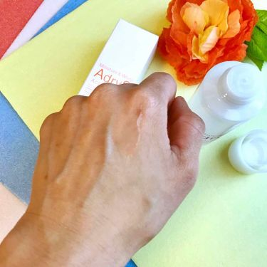 AdryS アクティブローション/大正製薬/化粧水を使ったクチコミ(3枚目)
