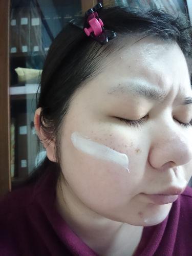 純白専科 すっぴん朝雪美容液/専科/美容液を使ったクチコミ(3枚目)