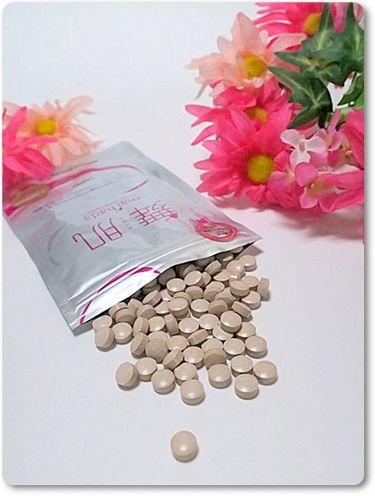 舞肌/Nitta Biolab(ニッタバイオラボ)/美肌サプリメントを使ったクチコミ(2枚目)