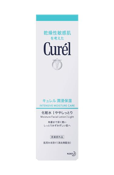 化粧水 I ややしっとり Curel
