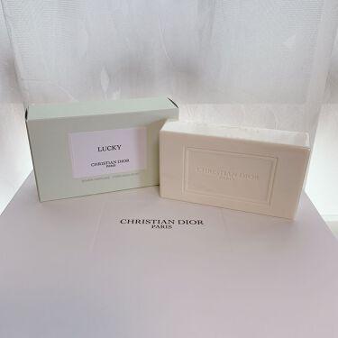 メゾン クリスチャン ディオール ラッキー ソープ/Dior/ボディ・バスグッズを使ったクチコミ(1枚目)