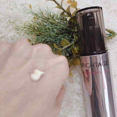 リフトホワイト パーフェクション/BRIGHT AGE/美容液を使ったクチコミ(3枚目)