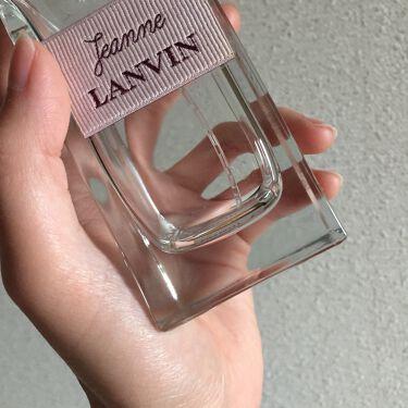 ジャンヌ・ランバン オードパルファム/LANVIN/香水(レディース)を使ったクチコミ(3枚目)