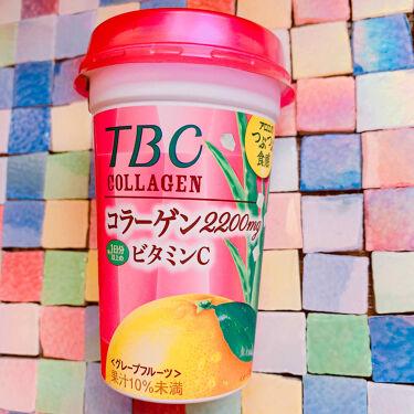 コラーゲン グレープフルーツ/TBC/ドリンクを使ったクチコミ(1枚目)