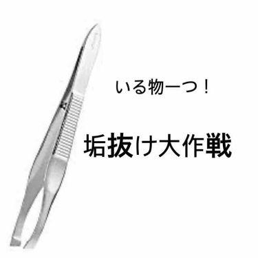 アイブローニッパーズ 211/SHISEIDO/その他化粧小物を使ったクチコミ(1枚目)