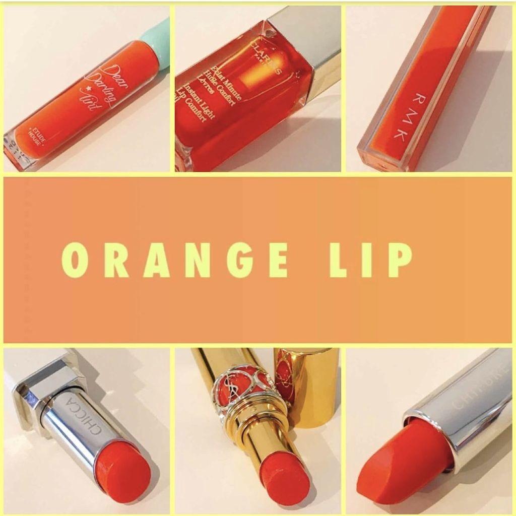 ジューシーでヘルシー☆夏のオレンジリップ大特集のサムネイル
