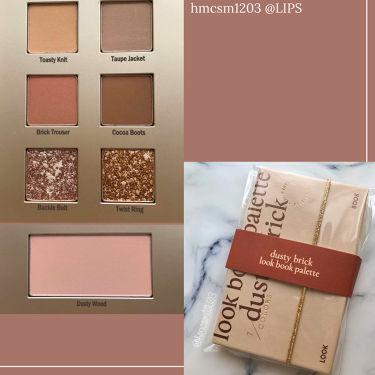 19A/W Look Book Palette Dusty Brick/espoir(エスポワール/韓国)/パウダーアイシャドウを使ったクチコミ(2枚目)